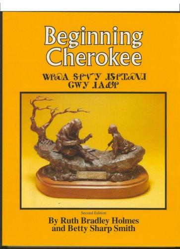 Beginning Cherokee (2 audiotapes & booklet)