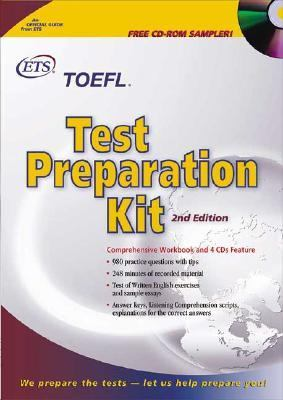 Toefl Test Preparation Kit