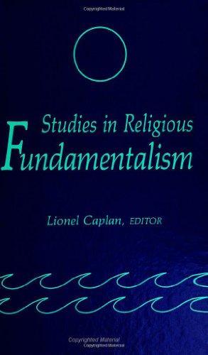 Studies in Religious Fundamentalism