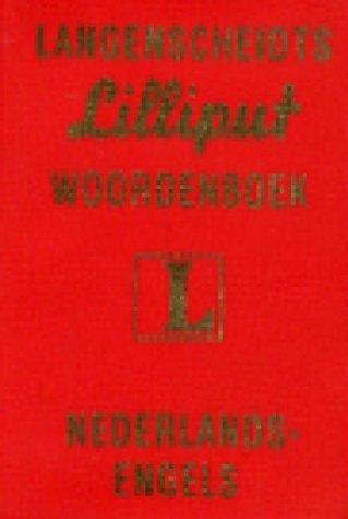Langenscheidt's Lilliput Woordenboek Nederlands-Engels (Lilliput dictionaries)
