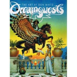 Dreamquests: The Art of Don Maitz