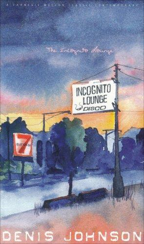 The Incognito Lounge (Carnegie Mellon Classic Contemporary Series: Poetry)