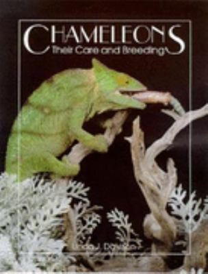 Chameleons Their Care and Breeding