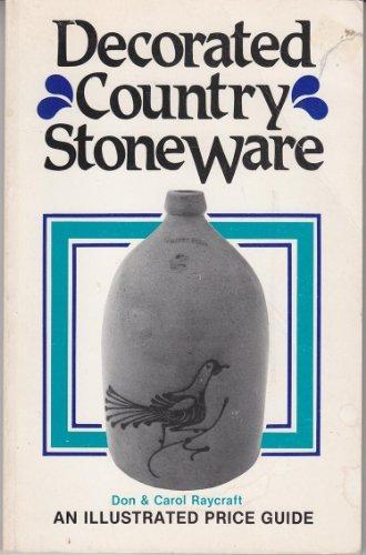 Decorated Country Stoneware