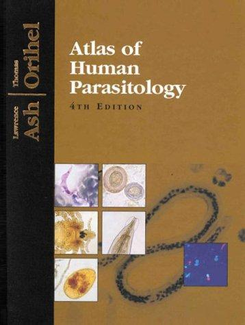 Atlas of Human Parasitology