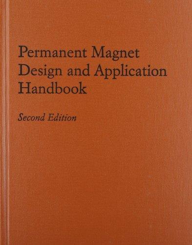 Permanent Magnet Design and Application Handbook