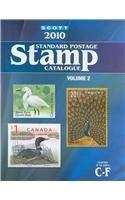 Scott 2010 Standard Postage Stamp Catalogue, Vol. 2: Countries of the World- C-F