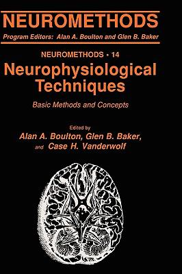 Neurophysiological Techniques I: Basic Methods and Concepts