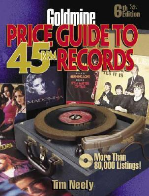 goldmine price guide to 45 rpm records 8th edition