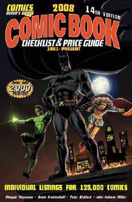 Comic Book Checklist & Price Guide 2008