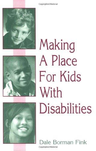 Making A Place For Kids With Disabilities: