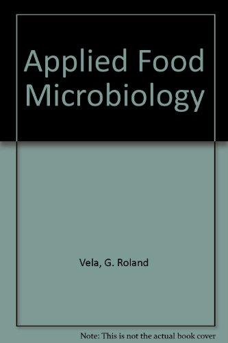 Applied Food Microbiology