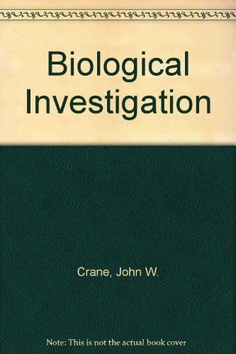 Biological Investigation