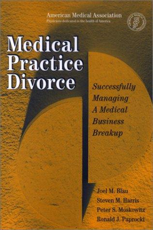 Medical Practice Divorce