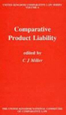 Comparative Product Liability