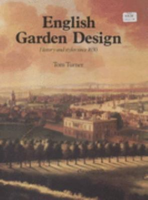 English garden design history and styles since 1650 rent for Garden design history