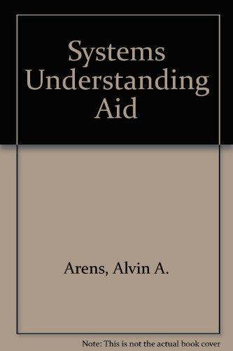 Systems Understanding: Aid for Auditing
