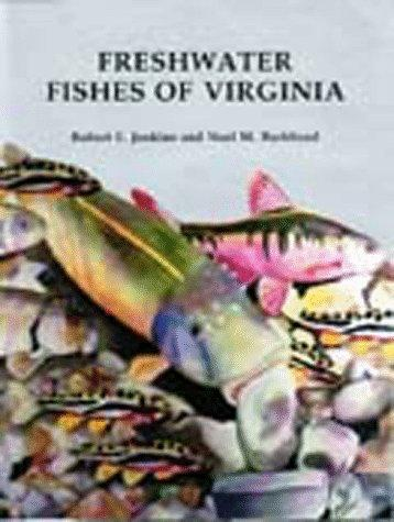 freshwater fishes of virginia 1st edition edition rent
