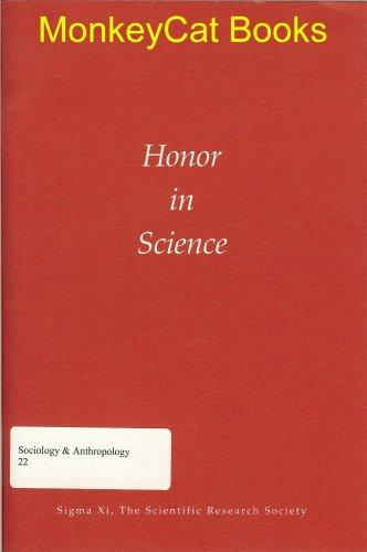 Honor in Science (Sigma Xi)