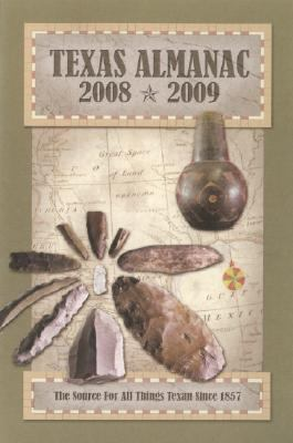 Texas Almanac 2008-2009