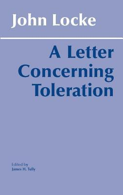 Letter Concerning Toleration Humbly Submitted