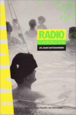 Radio Rethink Art Sound and Transmission