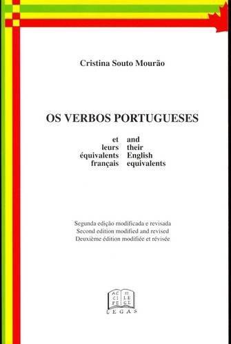 Os Verbos Portugueses (et leurs equivalents francais / and their English equivalents) (Pedagogical Series)