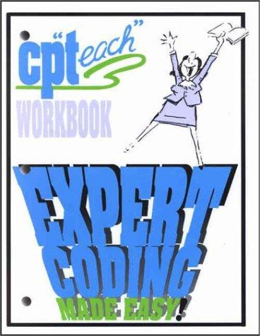 2002 CP'TEACH' WORKBOOK: EXPERT CODING MADE EASY! (WITHOUT ANSWERS)