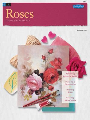 Roses Learn to Paint Step by Step
