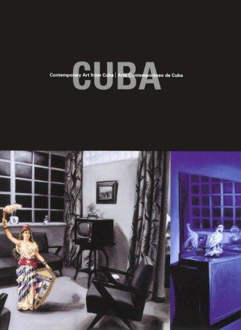 Contemporary Art From Cuba (English-Spanish edition)