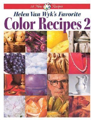 Helen Van Wyk's Favorite Color Recipes 2