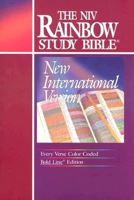 The NIV Rainbow Study Bible: New International Version (NIV)