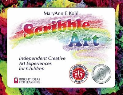 Scribble Art Independent Creative Art Experiences for Children