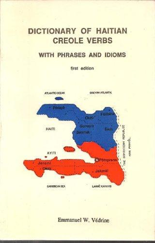 Dictionary of Haitian Creole Verbs Edition