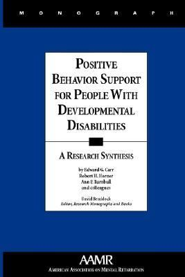 positive behavior support research paper This paper is an in-depth examination of past research with regard to positive behavioral support (pbs) and its functionality.