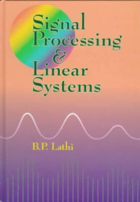 Signal Processing+linear Systems