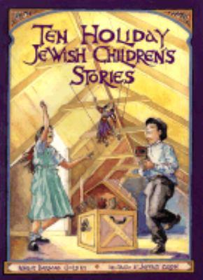 Ten Holiday Jewish Children's Stories