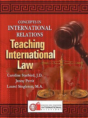 Teaching International Law