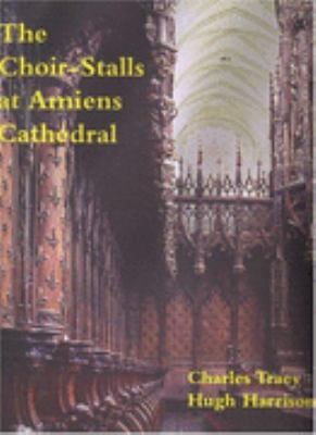 Choir-Stalls Of Amiens Cathedral