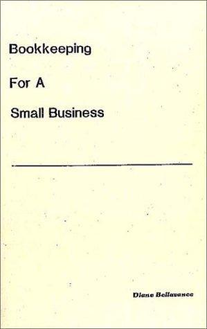 Bookkeeping for a Small Business