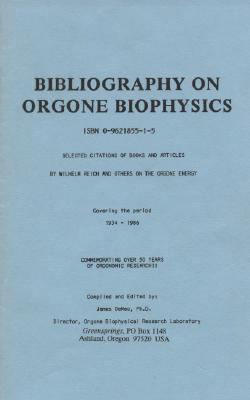 Bibliography on Orgone Biophysics