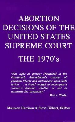 the legalization of abortion by the supreme court of the united states The united states supreme court upheld the 2003 ban by a narrow majority of the green party of the united states supports legal abortion as a woman's.