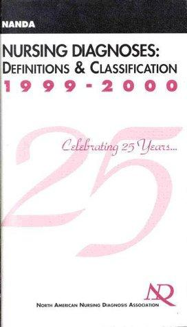 Nanda Nursing Diagnoses: Definitions and Classification, 1999-2000