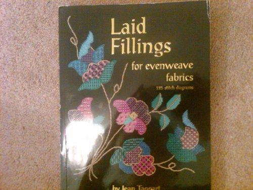 Laid Fillings for Evenweave Fabrics: 125 Stitch Designs