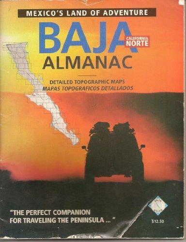 Baja California Norte Almanac: Topographic Maps