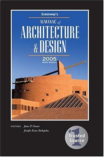 Almanac of Architecture & Design 2005, Sixth Edition (Almanac of Architecture and Design)