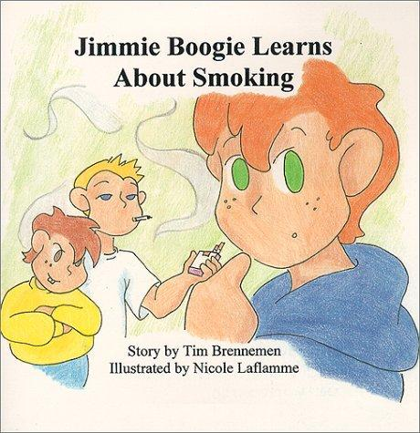Jimmie Boogie Learns About Smoking