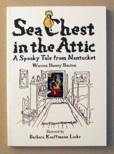 Sea chest in the attic