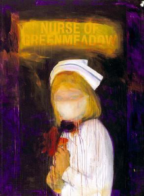 Richard Prince Nurse Paintings