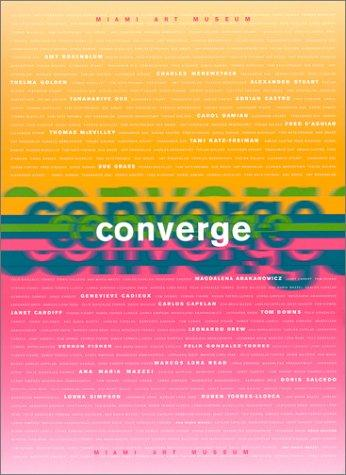 Converge, vol. 1 (New work series)